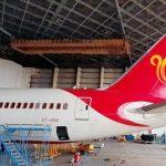 Air India paints 'Ek Onkar' symbol on its Boeing 787 Dreamliner aircraft's