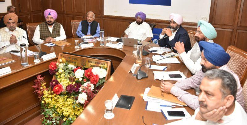 Punjab Cabinet passes resolution to institute Sri Guru Nanak Dev Ji Award_40.1