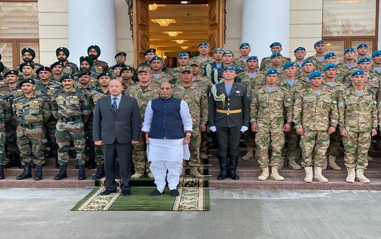 India-Uzbekistan 1st-ever joint military exercise Dustlik-2019 begins_40.1