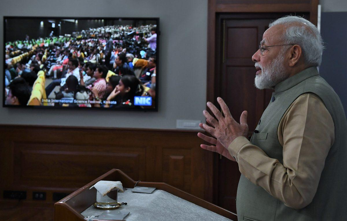 PM Modi inaugurates 5th India International Science Festival_40.1