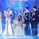 "Serbia's Sara Damnjanovic wins ""Miss Asia Global title 2019"""