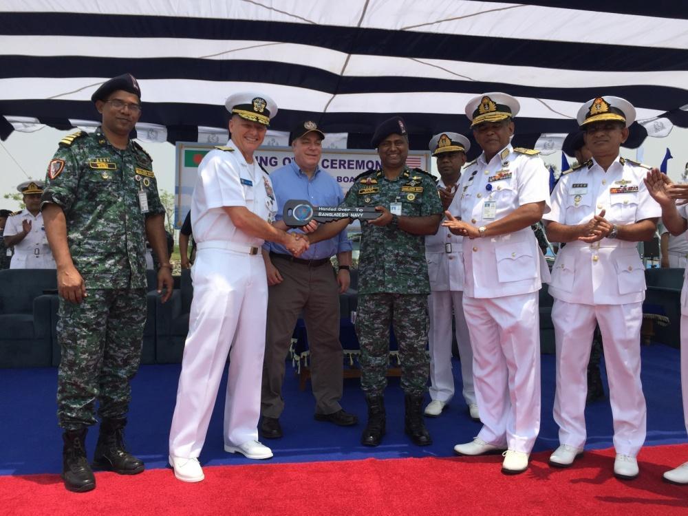 Biggest US-Bangladesh Navy exercise starts in Chattogram, Bangladesh_40.1