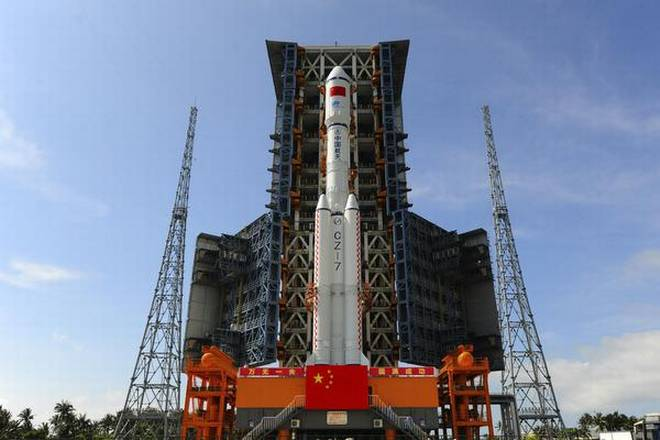 """China launches Sudan's first ever satellite """"SRSS-1""""_40.1"""