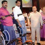 IIT-Madras launches affordable standing wheelchair
