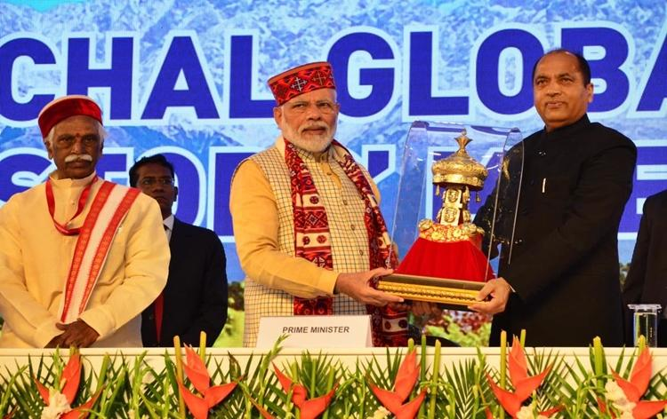 PM Modi inaugurates two-day Global investors' meet in Dharamshala_40.1