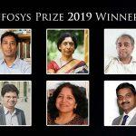 Infosys Prize 2019 for science and research