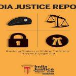India Justice Report 2019: Maharashtra holds top, UP ranks bottom