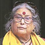 Sahitya Akademi awardee writer Nabaneeta Dev Sen passes away