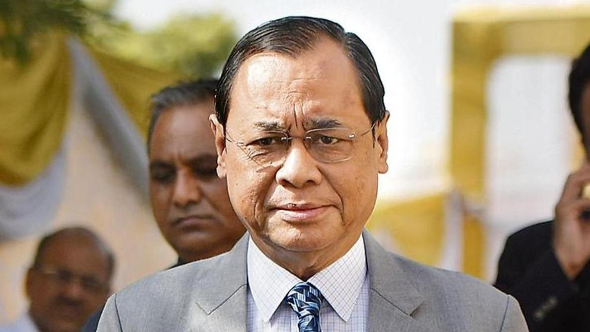 CJI Ranjan Gogoi releases Assamese version of book 'Courts of India: Past to Present'_40.1