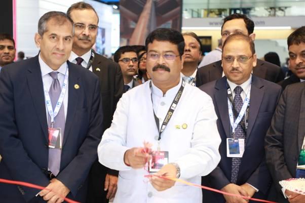 Dharmendra Pradhan inaugurates the India Pavilion at the ADIPEC_40.1