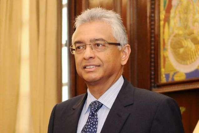 Pravind Jugnauth sworn in as Mauritius PM_40.1