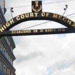 Justice Muhammad Raffiq takes oath as Chief Justice of Meghalaya HC