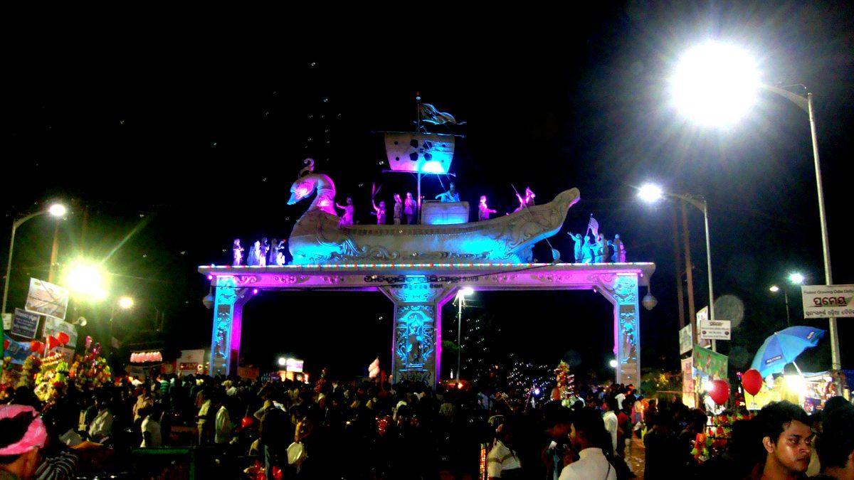 """""""Bali Yatra"""" festival begins in Cuttack, Odisha_40.1"""