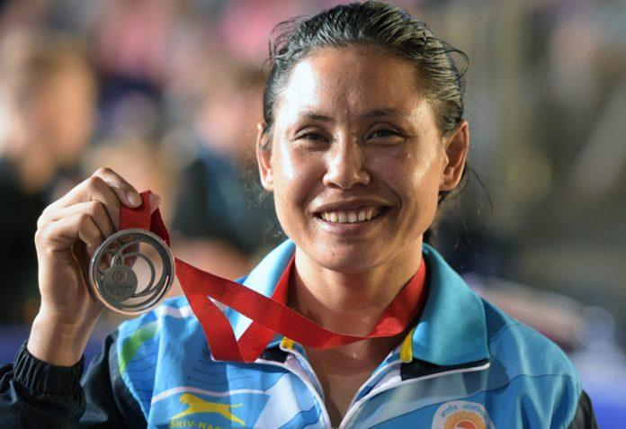 Sarita Devi elected as member of AIBA athletes commission_40.1