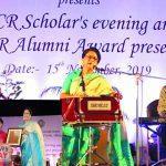 Rezwana Choudhury Bannya gets ICCR Alumni award in Dhaka
