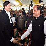 Justice Dr Ravi Ranjan takes oath as Chief Justice of Jharkhand HC