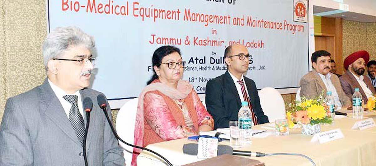 NHM Jammu & Kashmir launched BMEWMP programme in J&K, Ladakh_40.1