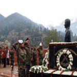 Army dedicates Goodwill Park to Late Naib Subedar Chuni Lal