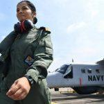 Lieutenant Shivangi is the first-ever woman pilot for Navy
