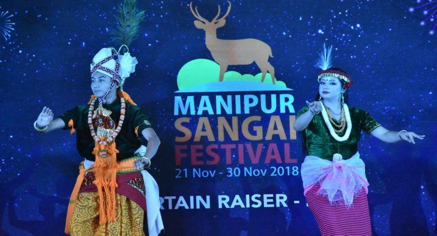 Sangai Festival 2019 begins in Manipur_40.1
