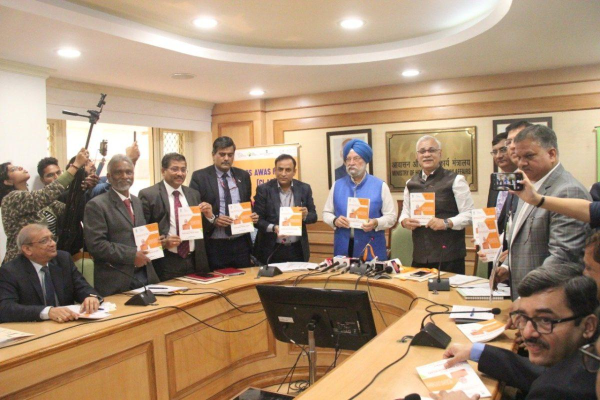 GOI launches Credit-linked Subsidy Services Awas Portal_40.1