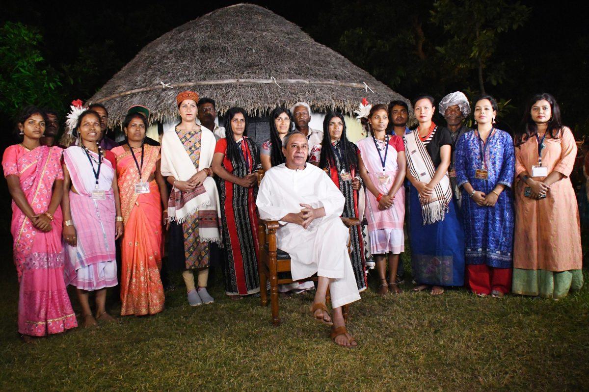 Naveen Patnaik inaugurates National Tribal Craft Mela 2019_40.1