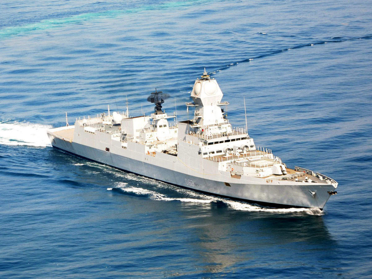 India to host naval drill Milan 2020_40.1