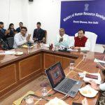 HRD Ministry launches Kartavya Portal
