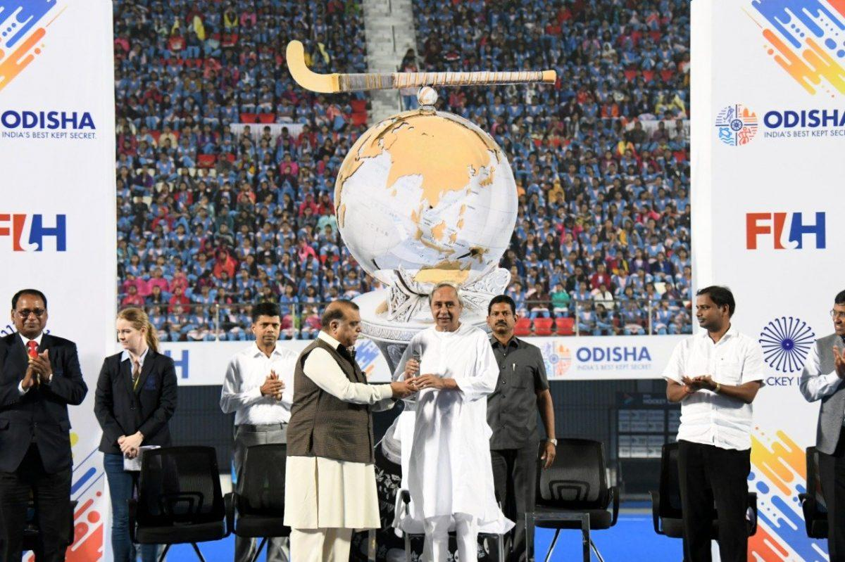India to host 2023 Men's Hockey World Cup_40.1