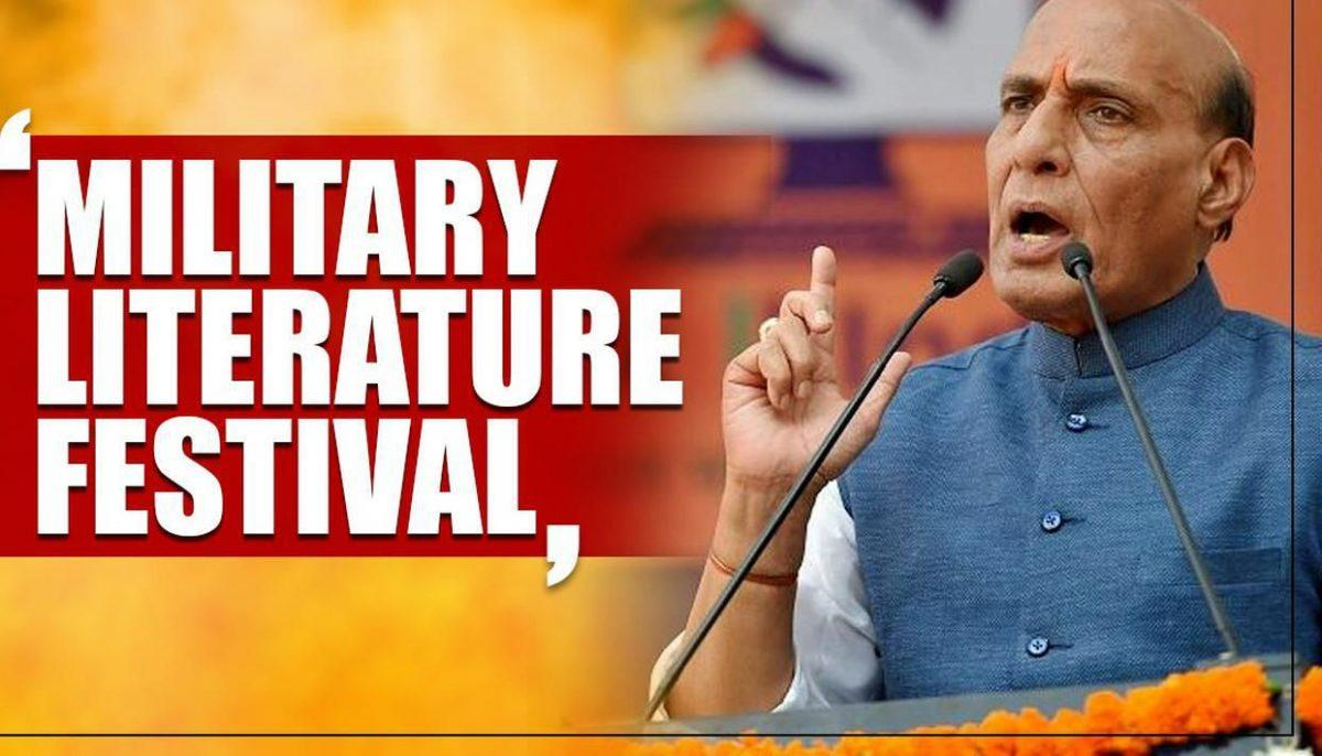 Rajnath to inaugurate 3rd edition of Military Literature Festival_40.1