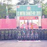 """India-Sri Lanka joint exercise """"MITRA SHAKTI"""" begins"""