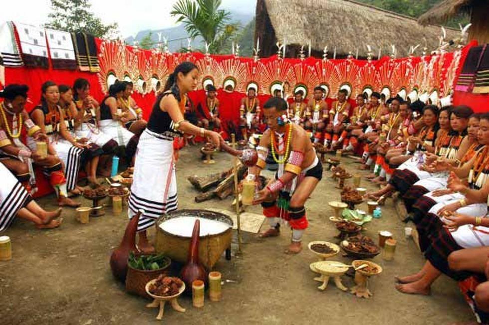 20th Edition of Hornbill Festival begins in Nagaland_40.1