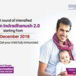 Nationwide vaccination drive launched under Mission Indradhanush 2.0