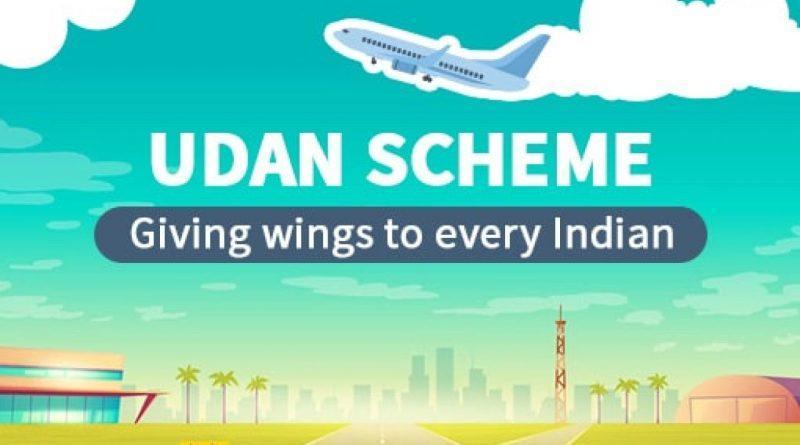 Govt launches 4th round of Regional Connectivity Scheme-UDAN_40.1
