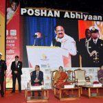 Vice Prez M Venkaiah Naidu launches Bharatiya POSHAN Anthem