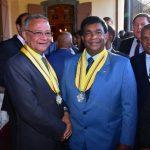 Pritivirajsing Roopun elected as new President of Mauritius by parliament