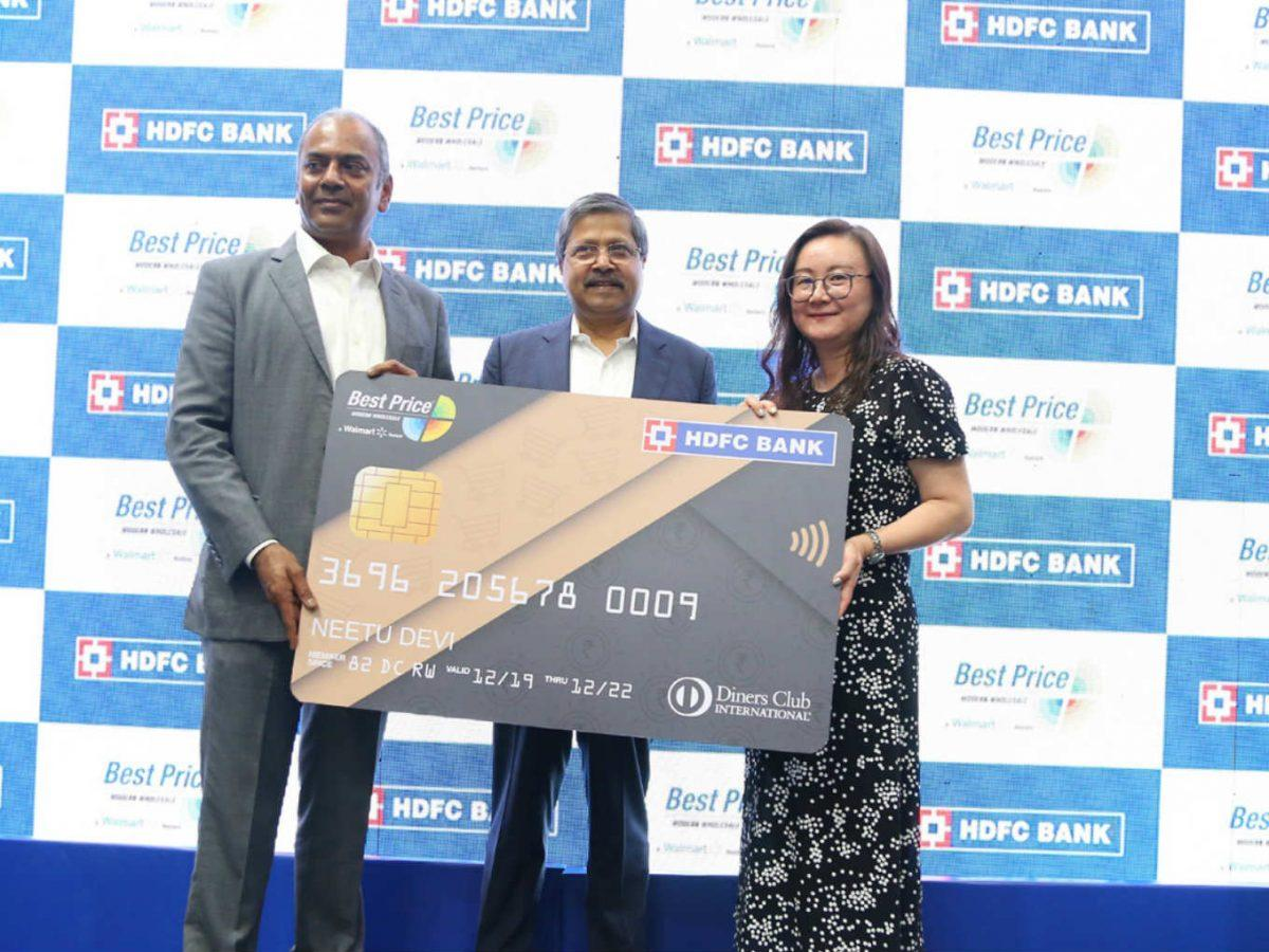 Walmart launches credit card in partnership with HDFC Bank_40.1