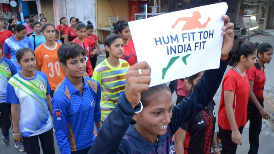 Fit India School Rating System launched as part of Fit India Campaign_40.1