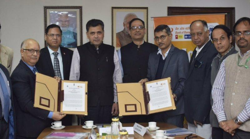 IEPFA signs MOU with Bank of Baroda for Investor Awareness_40.1