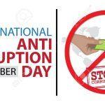 International Anti-Corruption Day: 9 December