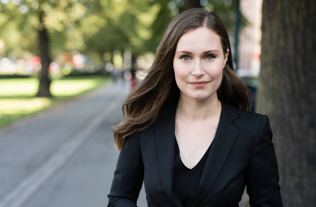 Finland elects Sanna Marin, the youngest-ever Prime Minister_40.1