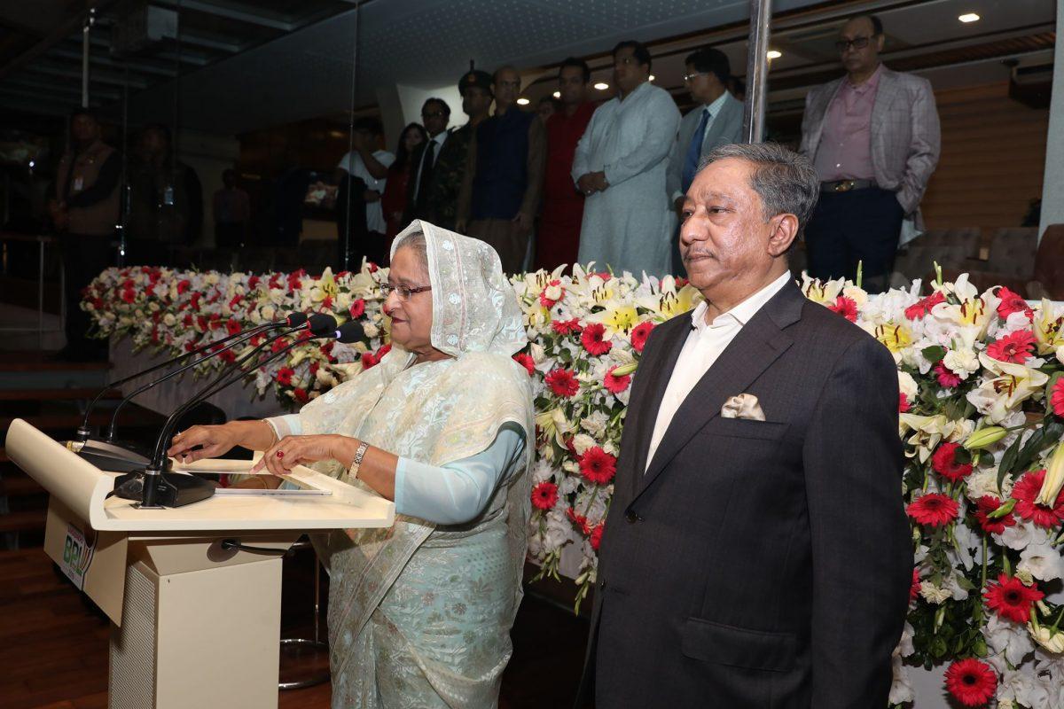 Bangabandhu BPL inaugurated by Prime Minister Sheikh Hasina_40.1