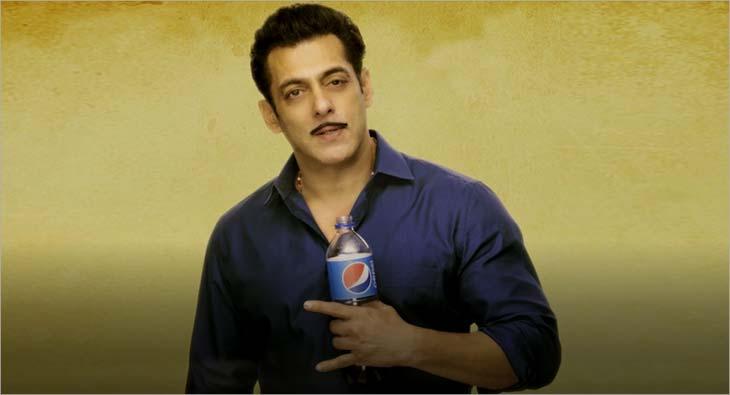 Pepsico appoints Salman Khan as Pepsi's new brand ambassador_40.1