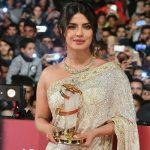Priyanka Chopra honoured at Marrakech Film Festival