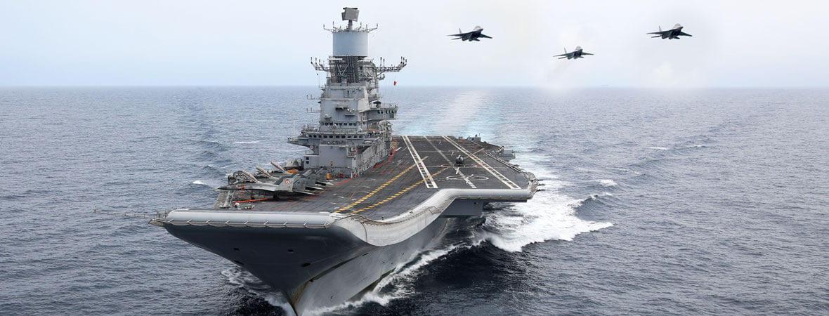 International Seminar cum Exhibition on Naval weapon Systems : NAVARMS-19_40.1