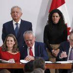 US, Mexico, Canada sign USMCA trade deal