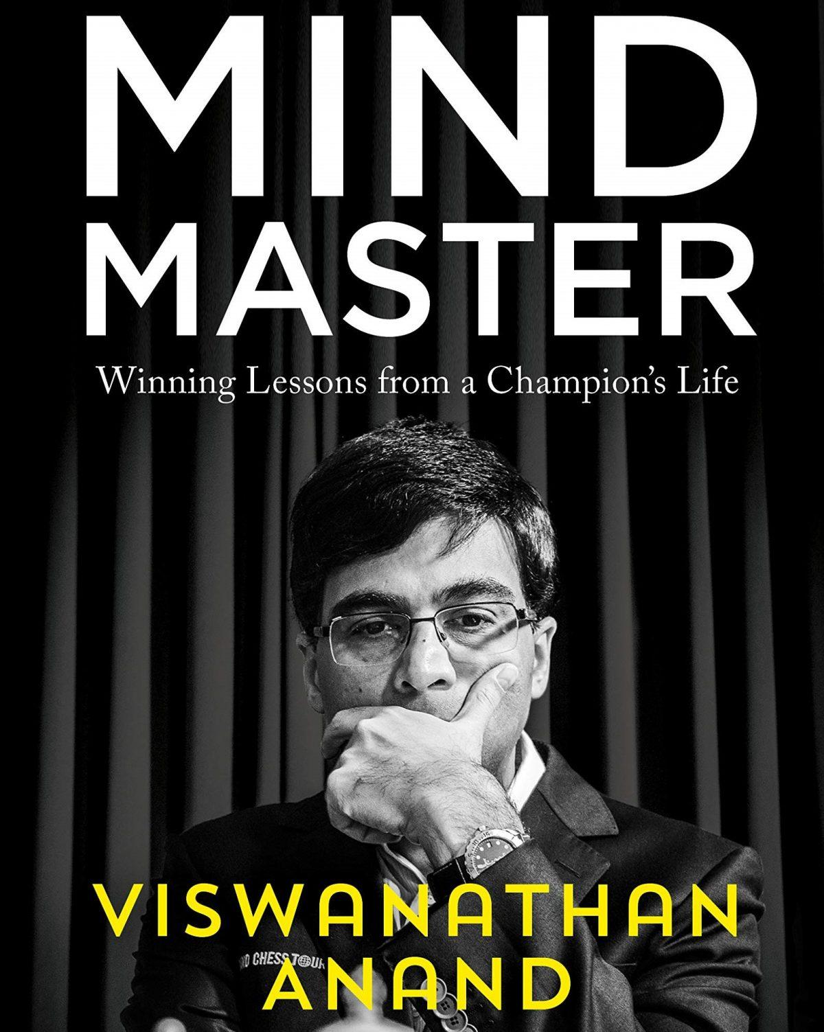Viswanathan Anand launches his autobiography 'Mind Master'_40.1