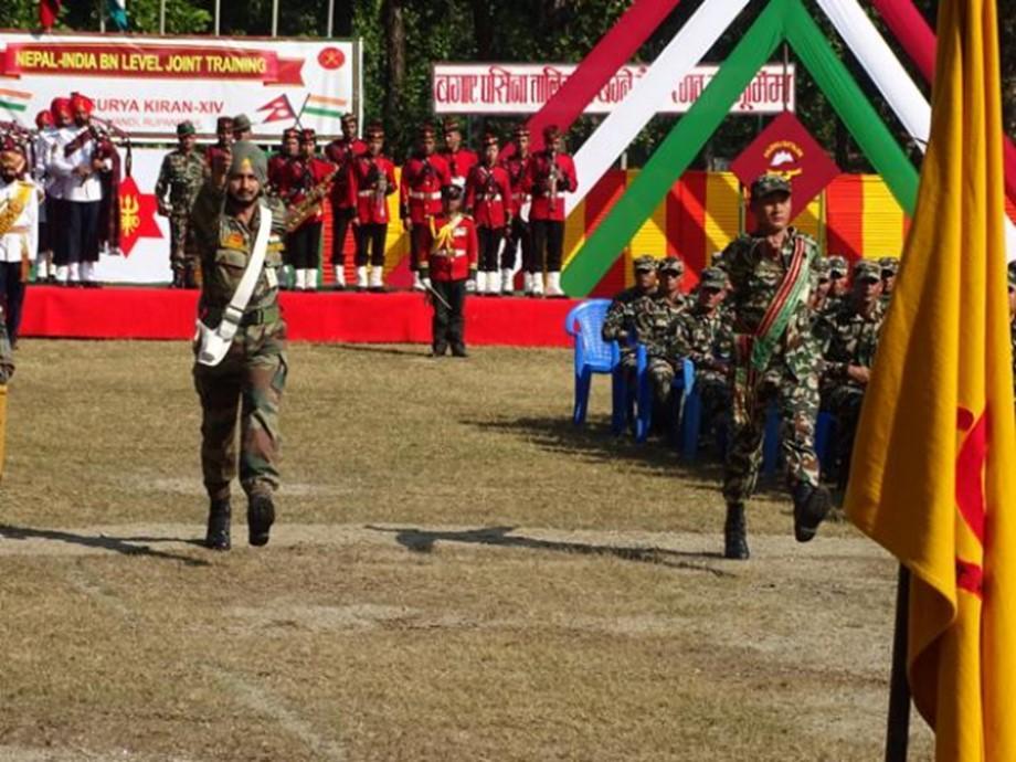 Exercise Surya Kiran-XIV held in Nepal_40.1