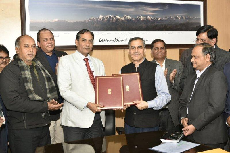ICAR & NABARD signed MoU to promote agriculture & farming systems research_40.1