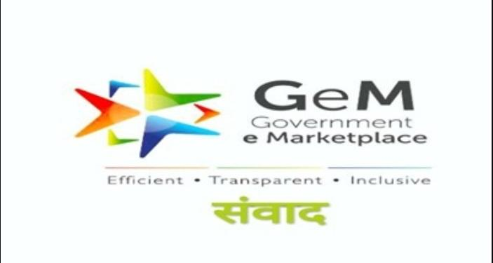 GEM launches national outreach programme 'GeM Samvaad'_40.1